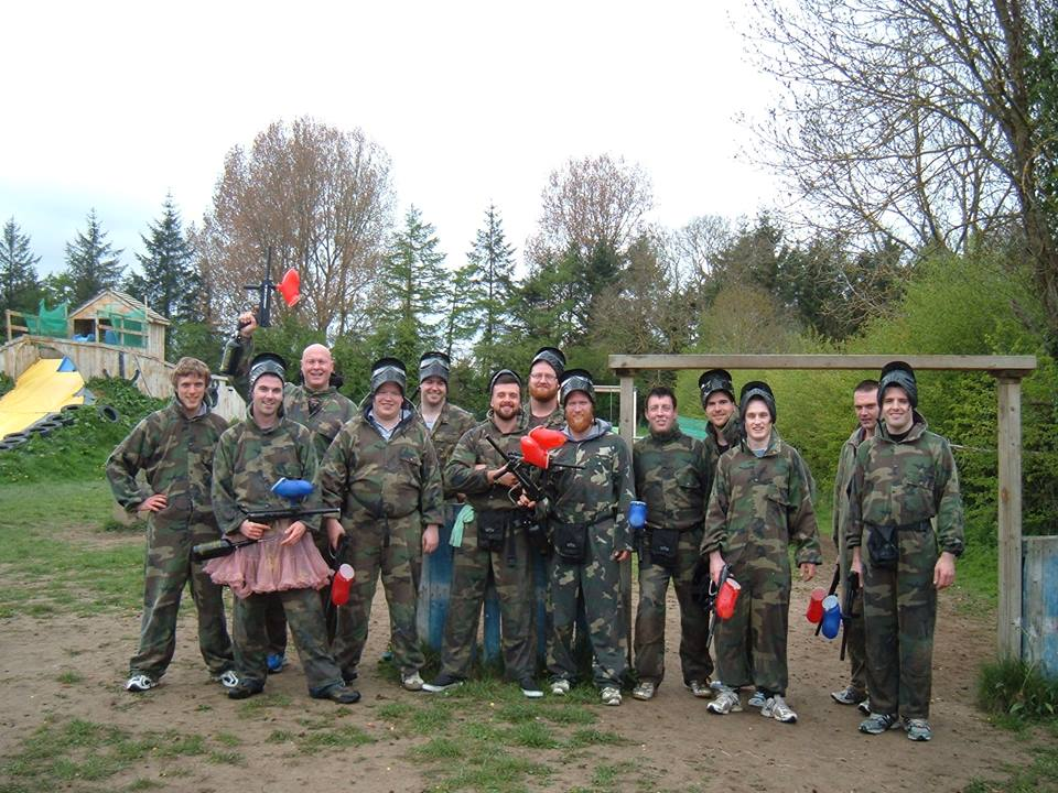 Stag Parties Kilkenny /Paintball