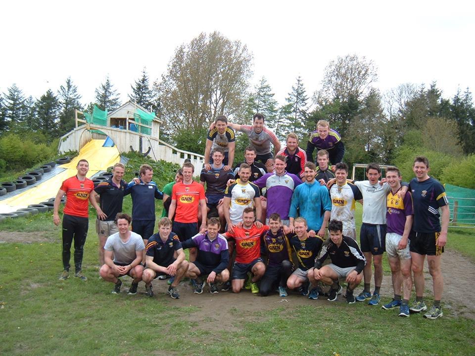 Sports club team building kilkenny 4