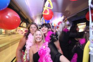 Hen Party Bus