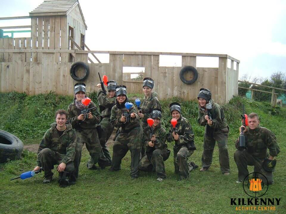 Corporate Day Out at Kilkenny Activity Centre