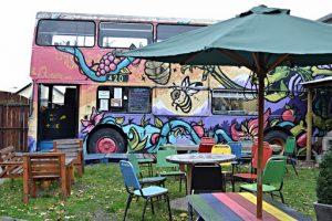 Food Truck at Billy Byrnes Bar