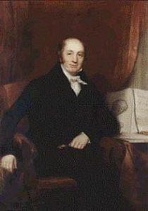 Abraham Colles portrait