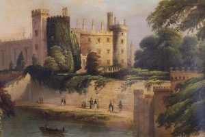 Painting of Kilkenny Castle
